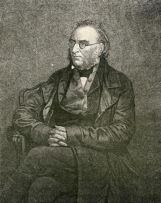 "Sir Charles Napier, taken from ""The Life and Times of Queen Victoria"", 1849"