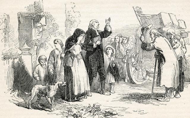 Ejection of Nonconformists on St. Bartholomew's Day, 19th Century