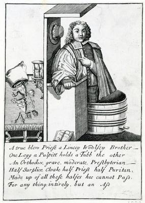 Pulpit Satire, 1689