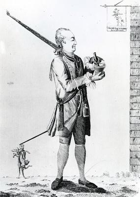 The Chymical Macaroni, published by G. Terry, 1772