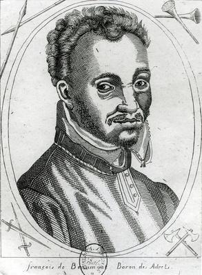 Portrait of Fran�ois de Beaumont, Baron des Adrets