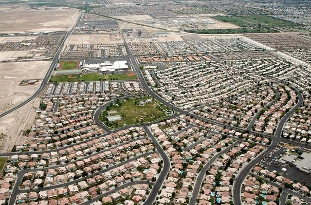 Real Estate Report Shows 1 In Every 64 Homes In Nevada Under Foreclosure | Human Impact on the Physical Environment | Geography
