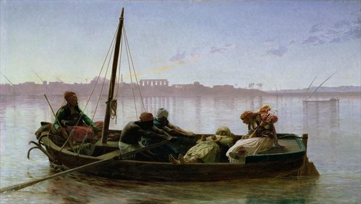 The Prisoner, 1861