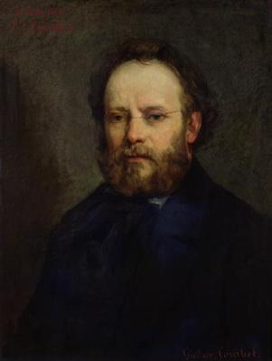 Portrait of Pierre Joseph Proudhon