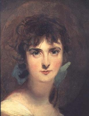 Portrait of Sally Siddons