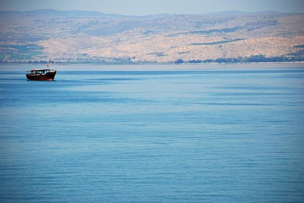 Sea of Galilee | World Religions: Christianity