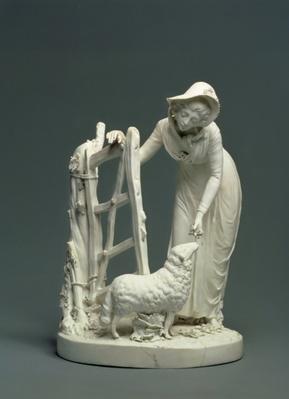 Derby shepherdess, 1790
