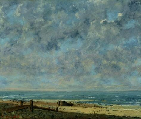 The Sea, c.1872