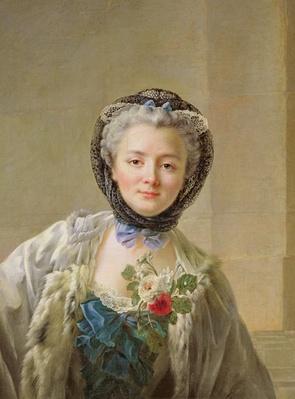 Portrait of Madame Drouais