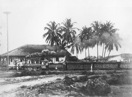 Cuban Sugar Transport | Evolution of the Railroad (Engine)