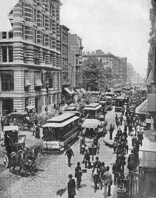 Broadway View | The Gilded Age (1870-1910) | U.S. History