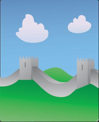 World Destinations - Set of 6 | Clipart
