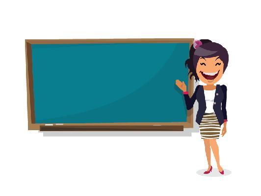 Presentation, Teacher | Clipart