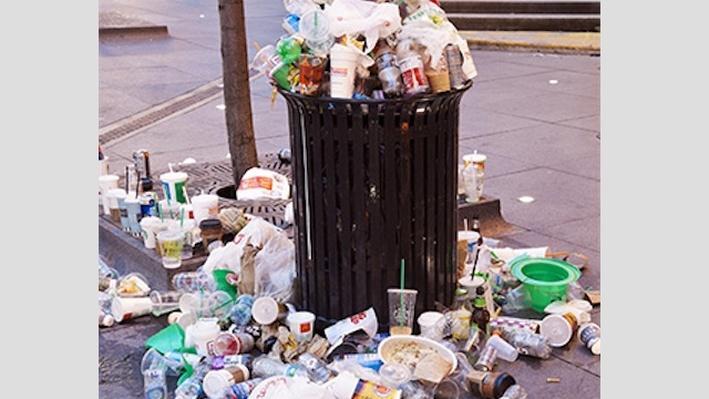 Garbage | Essential Lens