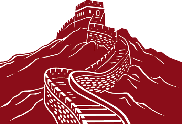 The Great Wall - 2   Clipart