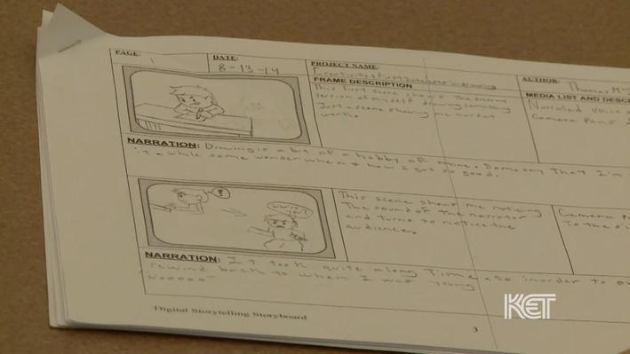 Storyboards | Video Production: Behind the Scenes with the Pros