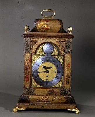 Bracket clock, Markwick and Markham, 1740