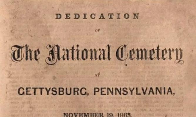 The Gettysburg Address | Ken Burns: The Civil War
