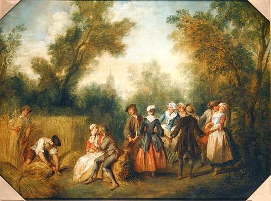 Summer or The Dance, 1738