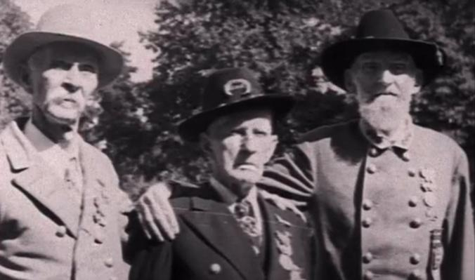 The 75th Anniversary of Gettysburg: 1938 | Ken Burns: The Civil War