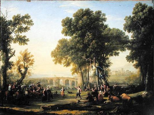 The Village Festival, 1639