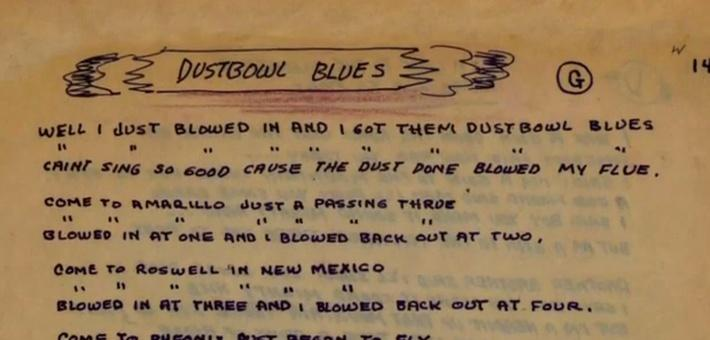 Woody Guthrie | Ken Burns: The Dust Bowl