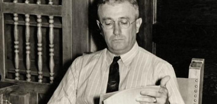 Mr. Huff | Ken Burns: The Dust Bowl