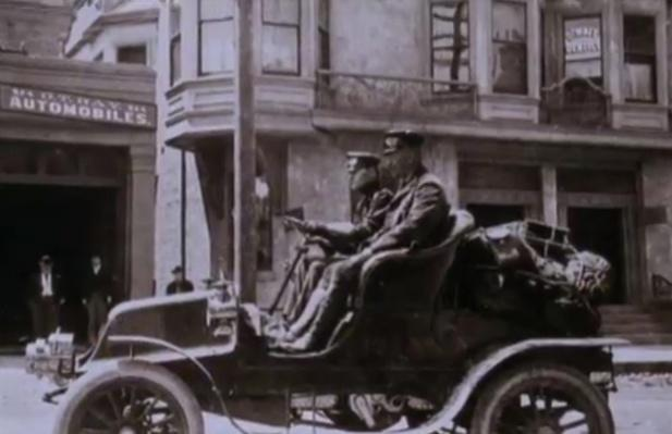 San Francisco | Ken Burns: Horatio's Drive