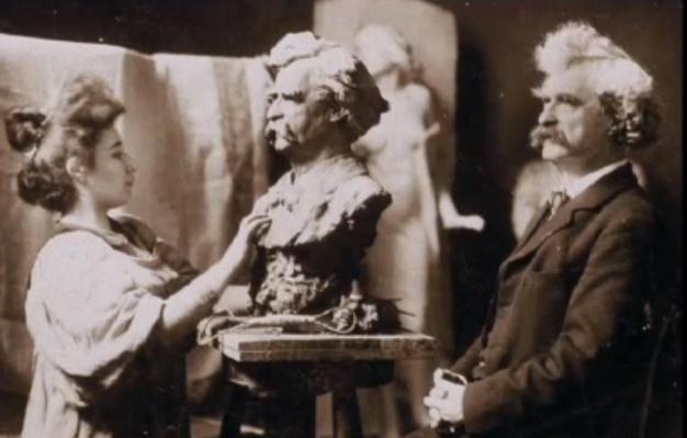 The Anguish Underneath the Man   Ken Burns: Mark Twain