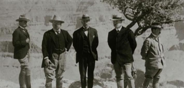 Teddy Roosevelt and the Grand Canyon | Ken Burns: The National Parks
