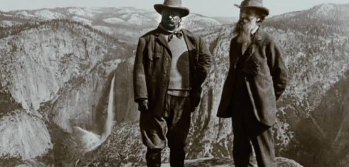 John Muir and Teddy Roosevelt | Ken Burns: The National Parks