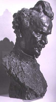 Portrait bust of Henri Rochefort