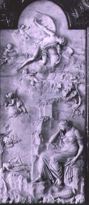 Hagar in the Wilderness, 1737-38