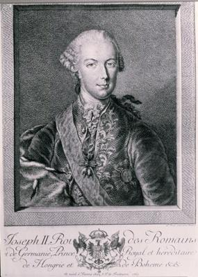 Portrait of Joseph II