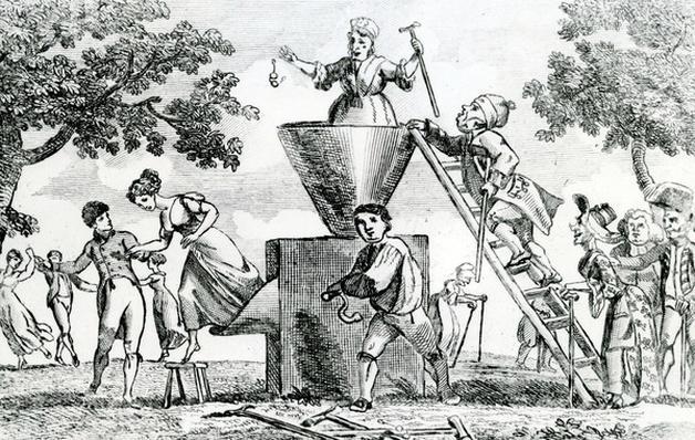The Wonderful Mill, 1805