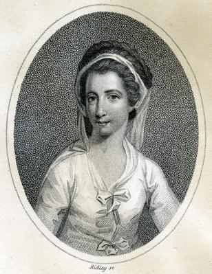 Miss Parsons, published by Vernor & Hood, 1805