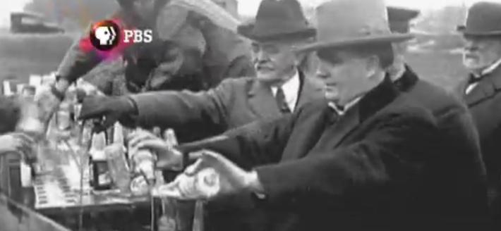 Michael Lerner on Regulating Society | Ken Burns: Prohibition