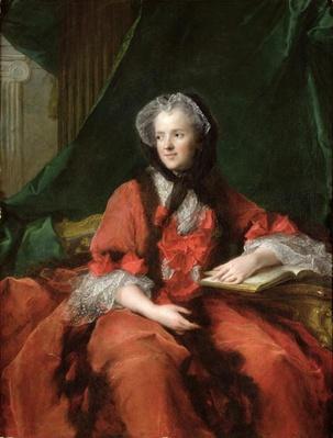 Portrait of Madame Maria Leszczynska