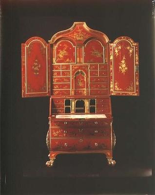 Bureau bookcase with open doors, English, c.1700