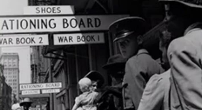 Rationing and Recycling | Ken Burns: The War