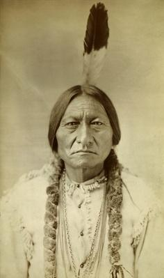 Sitting Bull by D.F. Barry | Native American Civilizations | U.S. History