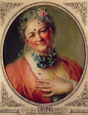 Portrait of the Singer Pierre de Jelyotte