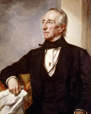 John Tyler, 10th President of the United States | American Presidential Portraits
