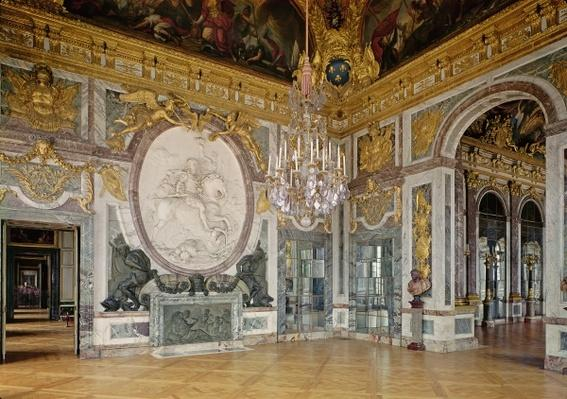 The Salon de la Guerre
