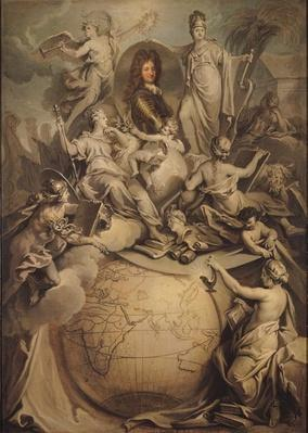 Allegory of Philippe II
