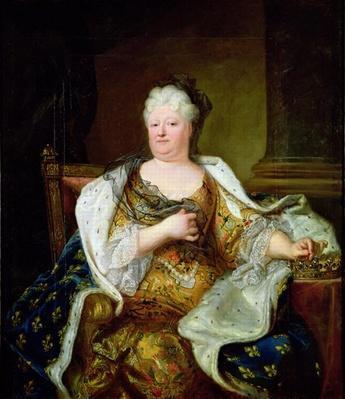 Portrait of Elizabeth Charlotte of Bavaria, Duchess of Orleans