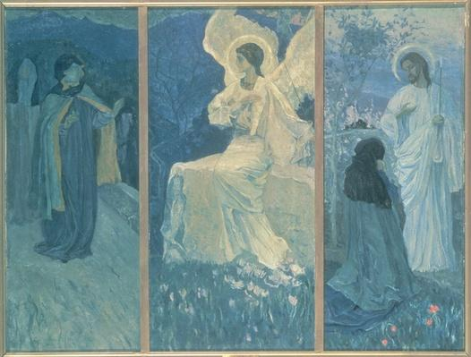 The Resurrection Triptych, 1922