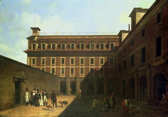 The Prison des Madelonnettes