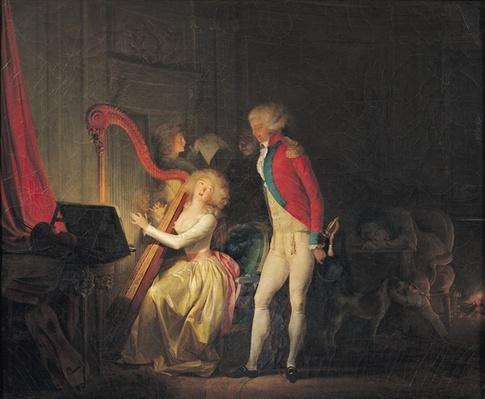The Improvised Concert, or The Price of Harmony, 1790