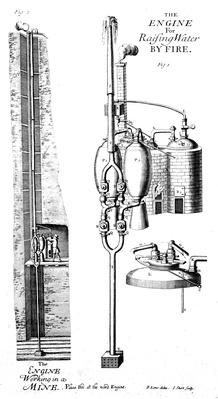 Thomas Savery's steam pump | Pre-Industrial Revolution Inventors and Inventions